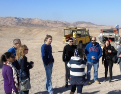 Desert tour in Eilat