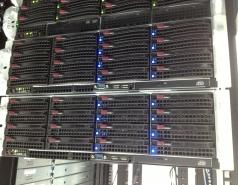 Our servers, Mat-A and Mat-Alpha