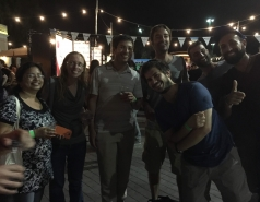 Beer festival in Tel Aviv