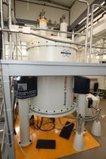 The new 1 GHz NMR spectrometer