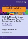 Single-Cell Genomics Reveals a Novel Regulatory Role of the Immune System in Obesity