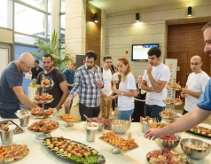 Joint event of the Alumni Organization of the Weizmann institute of Science and WorldQuant Research (Israel) LTD. for Computer Science, Mathematics & Physics Alumni picture no. 6