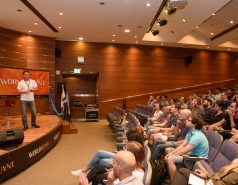 Joint event of the Alumni Organization of the Weizmann institute of Science and WorldQuant Research (Israel) LTD. for Computer Science, Mathematics & Physics Alumni picture no. 15