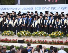 Feinberg Graduation Ceremony - June 21