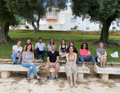 Tour in the Weizmann House 2020