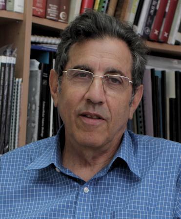 image of Prof. Benjamin Geiger