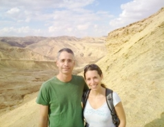 Eilat Mountains - February 2011