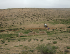 Ancient Byzantine farms - 2010