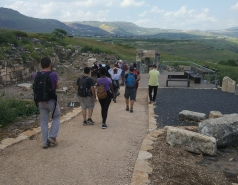 Mount Arbel - April 2018 picture no. 2