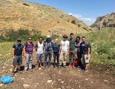 Mount Arbel - April 2018