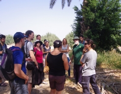 BioBee and Kibbutzim River - October 13