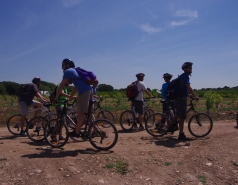 Binyamina cycling - Apr 2014