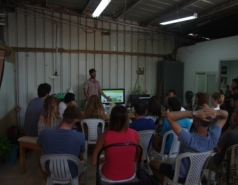 LivingGreen visit - Aug 2014