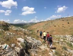 Mount Arbel - April 2018 picture no. 11