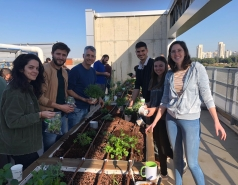 Tu Bishvat Department Activity - Feb 20 picture no. 2