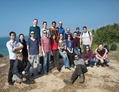 Lab Trip to Askelon National Park, February 2020