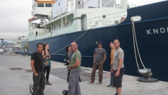 NA-VICE cruise, Azores to Iceland, 2012 picture no. 2