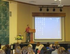 Departmental retreat 2013