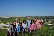 Trip 2019-Beit Guvrin Caves and Purple flowers