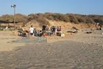 Palmachim beach barbecue - farewell to Shachar- 2015 picture no. 18