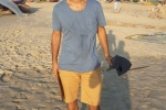 Palmachim beach barbecue - farewell to Shachar- 2015 picture no. 19