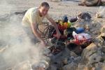 Palmachim beach barbecue - farewell to Shachar- 2015 picture no. 14