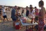 Palmachim beach barbecue - farewell to Shachar- 2015 picture no. 15