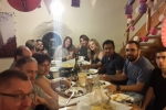 Eatwith dinner - farewell to Rotem - 2016 picture no. 9