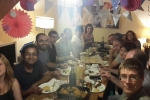 Eatwith dinner - farewell to Rotem - 2016 picture no. 10