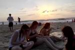 Palmachim beach barbecue - farewell to Shachar- 2015 picture no. 2