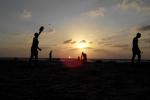 Palmachim beach barbecue - farewell to Shachar- 2015