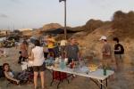 Palmachim beach barbecue - farewell to Shachar- 2015 picture no. 4