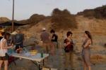 Palmachim beach barbecue - farewell to Shachar- 2015 picture no. 5