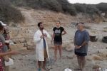 Palmachim beach barbecue - farewell to Shachar- 2015 picture no. 8