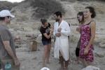 Palmachim beach barbecue - farewell to Shachar- 2015 picture no. 9