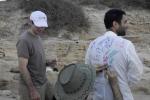 Palmachim beach barbecue - farewell to Shachar- 2015 picture no. 10