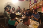 Eatwith dinner - farewell to Rotem - 2016 picture no. 4