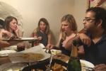 Eatwith dinner - farewell to Rotem - 2016 picture no. 8