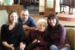 Meeting with Prof. Rita Levi-Montalcini – 7/3/08