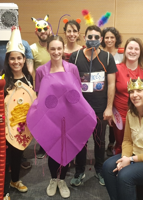 Purim party 2020 picture no. 7