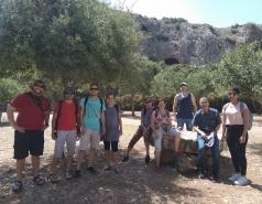 Nahal Me'arot Nature Reserve Tour