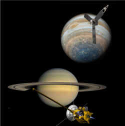 Atmospheric dynamics of the Gas Giants