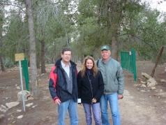 Arison visit to Yatir 2012