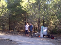 The Yatir Forest - Sept. 2012 picture no. 3