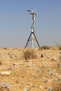 The Mobile Lab -Yatir desert June 2011 picture no. 6