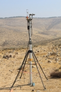 The Mobile Lab -Yatir desert June 2011 picture no. 7