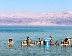 Dead Sea, Israel 2016