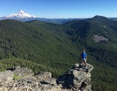 Pacific crest - Oregon,  2017 picture no. 5