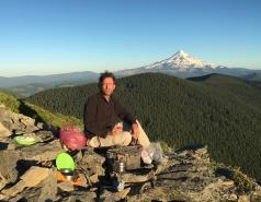 Pacific crest - Oregon,  2017 picture no. 7