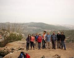 Jerusalem hills 2017